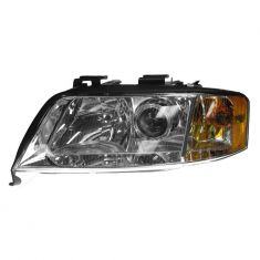 1998-01 Audi A6 Halogen Headlight LH
