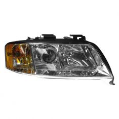 1998-01 Audi A6 Halogen Headlight RH