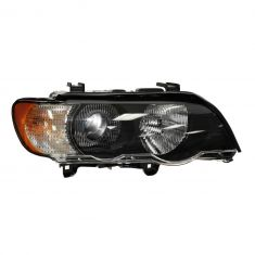 00-03 BMW X5 HID  Headlight w/Clear TS RH