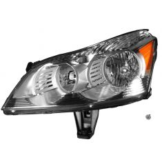 2009-10 Chevy Traverse Headlight (non-projector style) LH