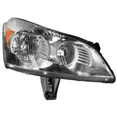 2009-10 Chevy Traverse Headlight (non-projector style) RH