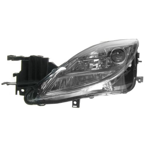 2009 Mazda 6 Headlights 2009 Mazda 6 Aftermarket Headlights 2009 Mazda 6 Replacement