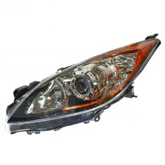 10-11 Mazda 3 Halogen Headlight LH