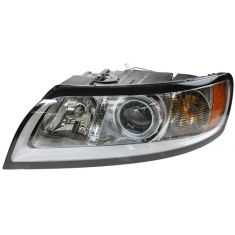 08-11 Volvo S40, V50 Halogen Headlight LF