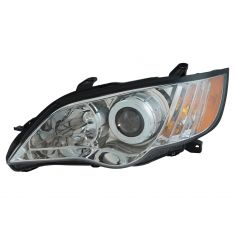 08-09 Subaru Legacy Outback Headlight LH