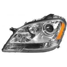 2008-11 Mercedes Benz ML Series Halogen Headlight LH