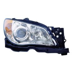 07 Subaru Impreza Halogen Headlight RH