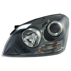 06 optima (5th Digit Vin E); 07 (thru 4/16/07) Optima w/Black Insert Headlight L