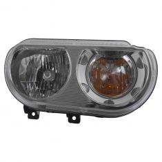 08-11 Dodge Challenger Halogen Headlight RH