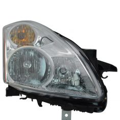 10-12 Nissan Altima Sedan, Altima Hybrid Halogen Headlight RH