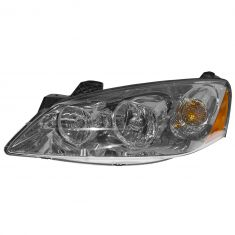 09-10 Pontiac G6 (w/Clear Turn Signal) Headlight LH