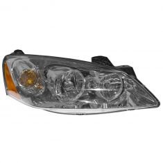 09-10 Pontiac G6 (w/Clear Turn Signal) Headlight RH