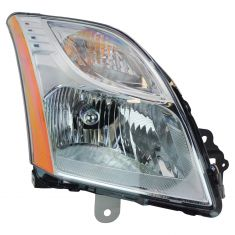 10-12 Nissan Sentra w/2.0L (exc SR Model) Headlight RH