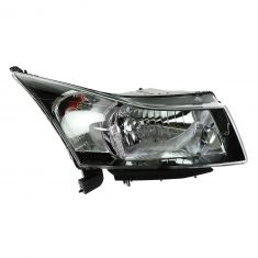 12  Chevy Cruze (2nd Design); 13 Cruze Headlight RH