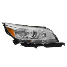 13-14 Chevy Malibu LT, LTZ Halogen Headlight RH