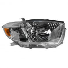 08-10 Toyota Highlander Sport (US Built) Headlight RH