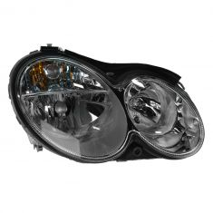 05-06 MB C55AMG Sedan; 03-06 CLK Series Halogen Headlight RH
