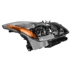 08 Infiniti G37; 09-10 G37 Coupe & Conv HID Headlight w/Bulbs & Ballast (w/o Adaptive Lamps) RH
