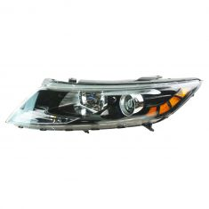 11 (from 12/06/10)-14 Kia Optima Halogen Headlight LH