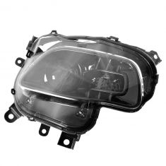 14-15 Jeep Grand Cherokee Halogen Headlight w/Black Trim RH
