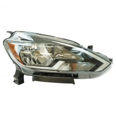 16-17 Nissan Sentra Halogen Headlight RH