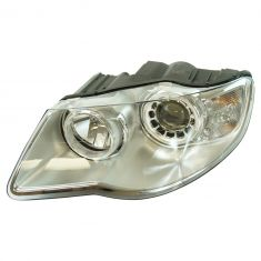 07 (from 12/06)-10 Volkswagon Touareg Halogen Headlight LH