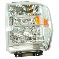 08-14 Ford E150, E250; 08-16 E350, E450, E550; 16-17 F650, F750 Composite Headlight LH