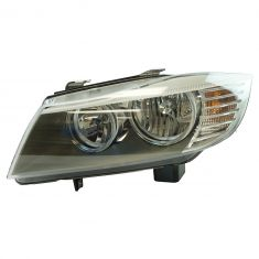 09-11 BMW 323i, 328i, 335i Sedan; 09-12 328i Wagon Halogen Headlight LH