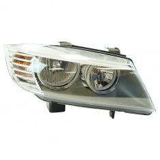 09-11 BMW 323i, 328i, 335i Sedan; 09-12 328i Wagon Halogen Headlight RH
