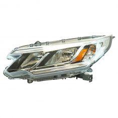 15-16 Honda CR-V (w/o LED Daytime Running Light & w/o Projector Beam) Halogen Headlight LH