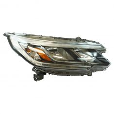 15-16 Honda CR-V EX, EX-L (w/LED Daytime Running Light & w/o Projector Beam) Halogen Headlight RH