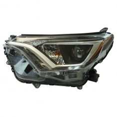16-17 Toyota Rav4 (US Built) Halogen Headlight LH