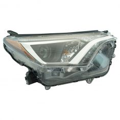 16-17 Toyota Rav4 (US Built) Halogen Headlight RH