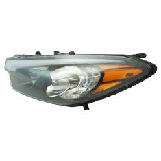 14-16 Kia Forte (w/o LED Accents) Halogen Headlight LH