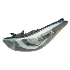 14-16 Hyundai Elantra Sedan US Built Headlight LH (w/o LED)