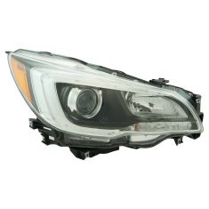 15-17 Subaru Outback; Legacy Halogen Headlight Headlight RH