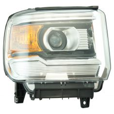 14-15 GMC Sierra Headlight (w/o LED) RH
