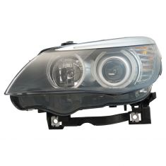 08-10 BMW 528i; 535i; 550i Halogen Headlight LH