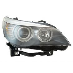 08-10 BMW 528i; 535i; 550i Halogen Headlight RH
