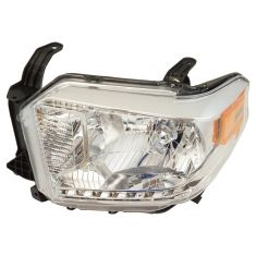 14-17 Toyota Tundra (w/Leveling Option) (w/o Daytime Running Light & w/o Black Trim) Headlight LH