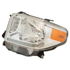 14-17 Toyota Tundra (w/Leveling Option & w/LED Daytime Running Light) Headlight Assembly LH