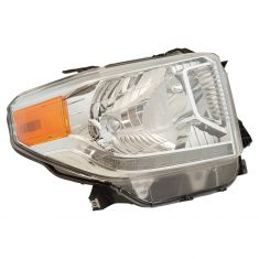 14-17 Toyota Tundra (w/Leveling Option & w/LED Daytime Running Light) Headlight Assembly RH