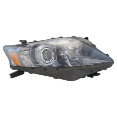 10-12 Lexus RX450h Halogen Headlight Assembly RH