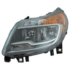 14-17 Ram Promaster 1500-3500 Van (w/o Daytime Running Lights) Halogen Headlight Assy LH