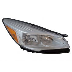 13-16 Ford Escape Halogen Headlight RH