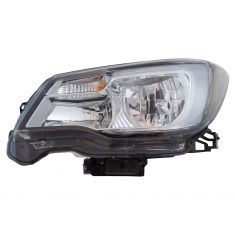17-18 Subaru Forester Halogen Headlight LH