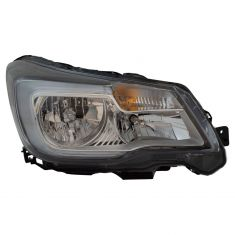 17-18 Subaru Forester Halogen Headlight RH
