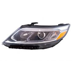 14-15 Kia Sorento Headlight LH (w/o LED Accents)