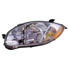 07-12 Mitsubishi Eclipse Halogen Headlight LH