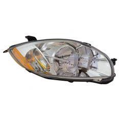 07-12 Mitsubishi Eclipse Halogen Headlight RH